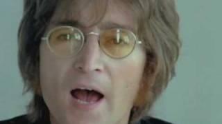 ジョン・レノンの代表曲「イマジン」のプロモーション・ビデオ。まず想...