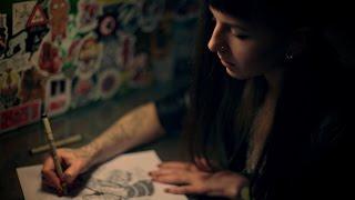 Эскизы Татуировок | Anastasiya Sivakova  - Дотворк Графика