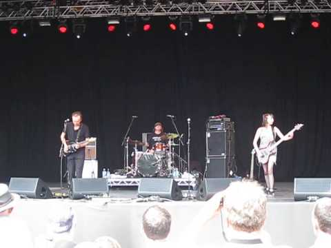 Hugh Cornwell - Golden Brown - Live at Cornbury Festival 2013