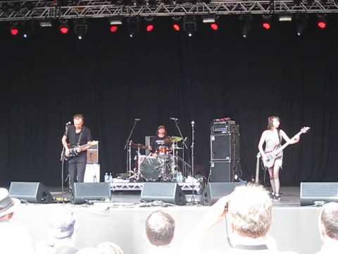 Hugh Cornwell - Golden Brown - Live at Cornbury Festival 2013
