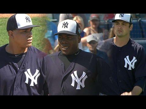 TOR@NYY: Miller, Betances, Chapman all toss for Yanks