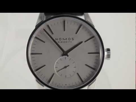Nomos Zurich Watch