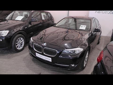 Выбираем б\у авто BMW F10 (бюджет 1.300-1.400тр)