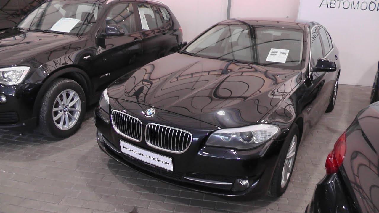 Купить БМВ 5 серии (BMW 5-Series) 2009 г. с пробегом бу в Саратове .