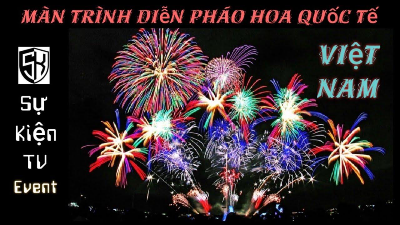 Lễ Hội Pháo Hoa Quốc Tế Đà Nẵng – Màn trình diễn của đội tuyển chủ nhà Việt Nam| DIFF 2019
