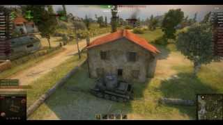 World of Tanks - Luboš Lakatoš soundpack v0.2