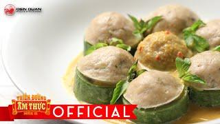 Thiên đường ẩm thực 2   tiêu hóa   cá lóc hấp bầu