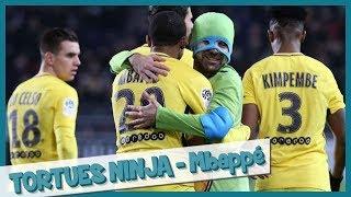 Envahissement de terrain en tortues ninja PSG - Prank - Les Inachevés thumbnail