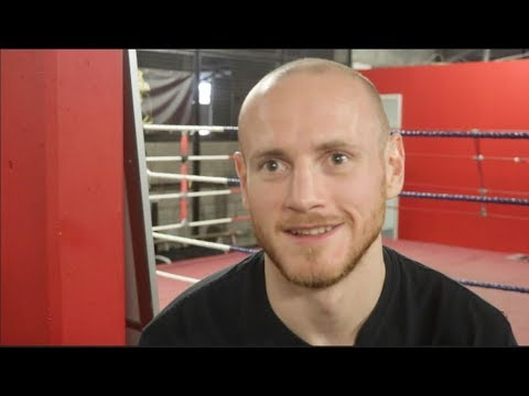 GEORGE GROVES - ''I WILL KO JAMIE COX! IVE ALWAYS SEEN EUBANK JR AS THREAT ONLY IF IM NOT ON FORM'