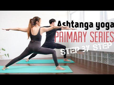 Ashtanga Primary series Step by Step คอร์สโยคะ ออนไลน์ ((teaser))