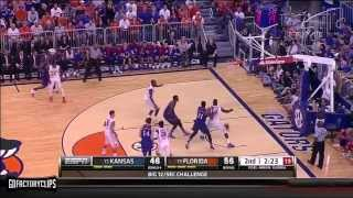 "Andrew Wiggins - ""The Future"" - Kansas Highlights 2013-14 