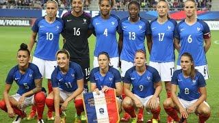Equipe de France Féminine : retours sur France-Brésil (1-1)