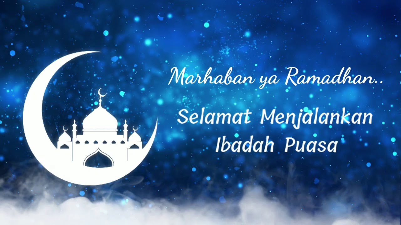 Video Ucapan Ramadhan 03 Free Download Mas Pay Youtube