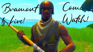 Aerial Assault Trooper | Solo v. Squads | Fortnite Live | Code: Bramont in Item Shop! | #FearChronic