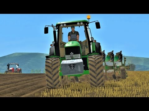 Farming Simulator 2017 | LAND WORK | Drumard Farm | Episode 9