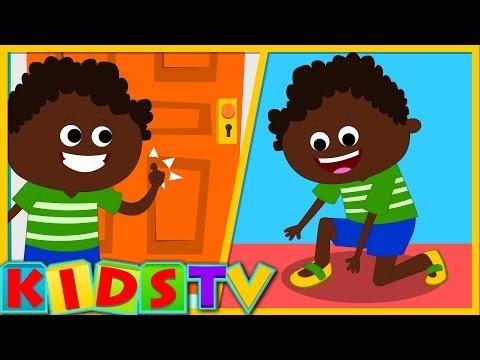 One Two Buckle My Shoe | Kids Songs Nursery Rhymes For Children | Kids Tv Nursery Rhymes