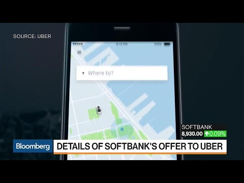 Why Uber Investors Will Probably Say Yes to SoftBank Deal