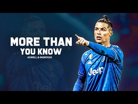 Cristiano Ronaldo 2020 • More Than You Know • Skills & Goals | HD