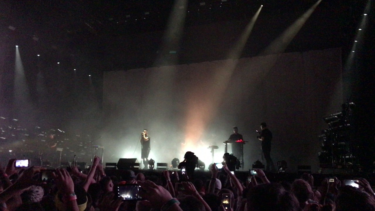 Nine Inch Nails -Something I Can Never Have (Panorama Festival 7.30 ...