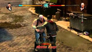 Fighters Uncaged - Kinect (Xbox360) Gameplay