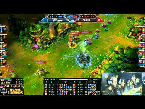 MLG Raleigh Curse vs Dignitas Grand Final Game 1 ARAM