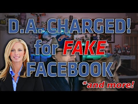 District Attorney Faces Discipline for Snooping on Defendants via Fake Facebook