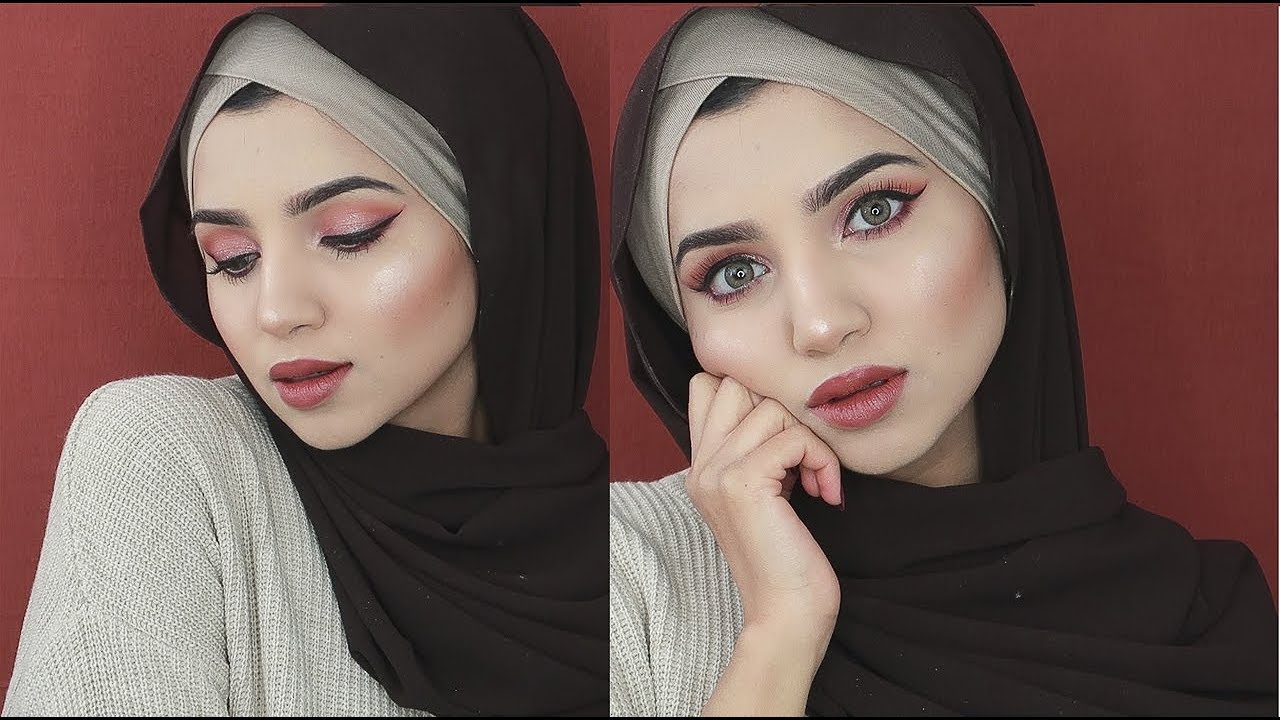 ARAB INSPIRED MAKEUP TUTORIAL | SAIMASCORNER