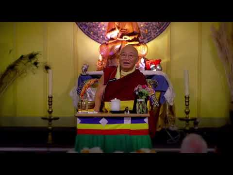 """Dzogchen Teachings on Longchenpa's """"You Are the Eyes of the World"""""""