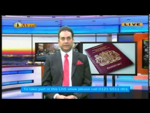 Akaal Advice Bureau with Dr Malik 18 October 2014