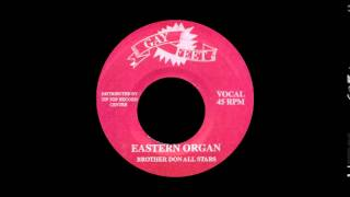 Brother Dan All Stars - Eastern Organ (GAY FEET) 7""