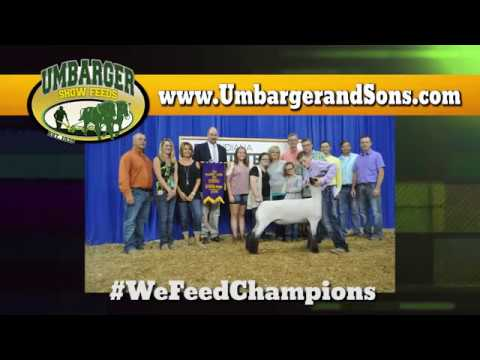 Umbarger Feeds - Willoughby Auction Sponsor 2017