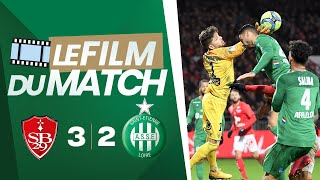VIDEO: Stade Brestois 3-2 ASSE : le film du match