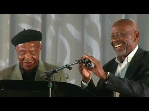 Caiphus Semenya, Jonas Gwangwa pay tribute to Hugh Masekela
