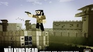 Repeat youtube video Minecraft survival seed the walking dead all caps