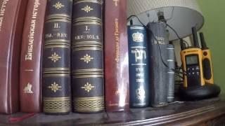 Долгожданная посылка // обзор старинной библии // Лицевой свод от Германа Стерлигова