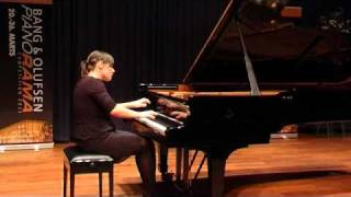 Katharina Gross  - 1st round - C. Nielsen,   5 Piano Pieces, Op. 3
