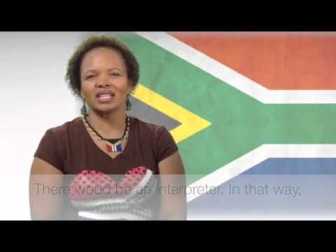 Languages of Africa: isiZulu