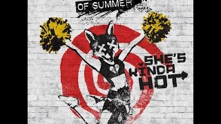 "5 Seconds Of Summer debut NEW SINGLE ""She's Kinda Hot"" w/ @RobertHerrera3"