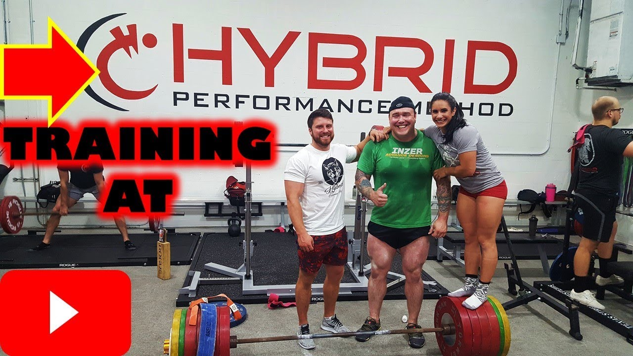 Hybrid Performance Method >> Training At Hybrid Performance Method
