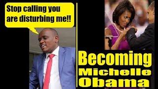 Itumbi Disconnected Uhuru Call Plus Why Michelle Obama Hates Kenya