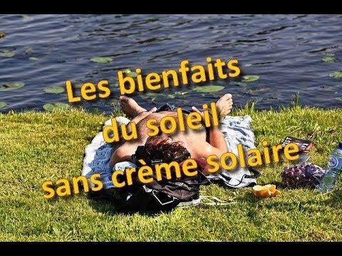 célèbre marque de designer boutique officielle dernier Les bienfaits du soleil sans crème solaire ni lunettes de ...