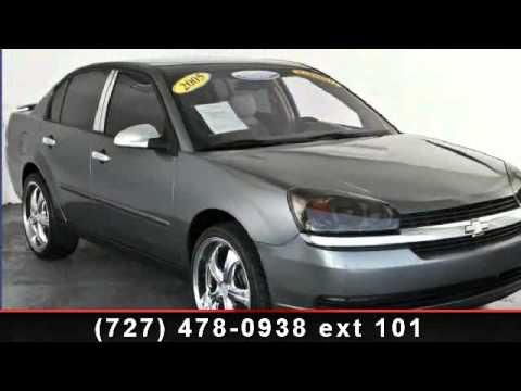 2005 Chevrolet Malibu - EZ Car Credit, Inc. - Guaranteed Cr