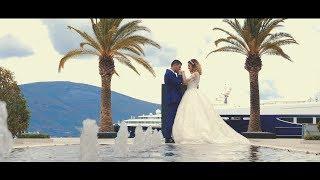 Sokol & Valbona - Wedding Story (Tivat & Budva)   Studio IGLI