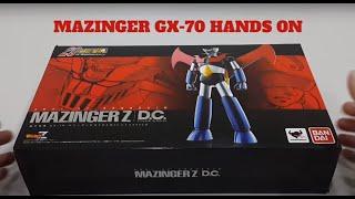 GX-70 Mazinger Z Hands On streaming