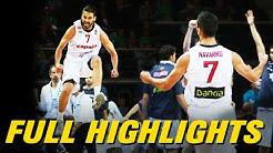 Juan Carlos Navarro - FULL HIGHLIGHTS - 35 PTS | EuroBasket 2011 Semi-Final