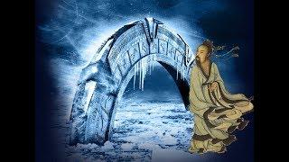 他是戰國時期的世外高人,幾千年前就說世界源自壹扇大門