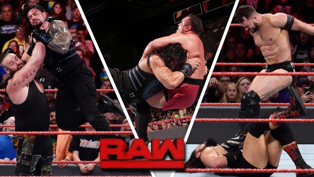 Download WWE Monday Night Raw 11-12-2017 Highlights HD | WWE RAW 11 December 2017 Highlights HD