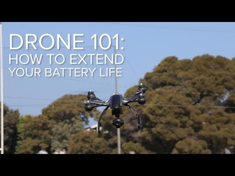 Drone 101 How To Extend Your Battery Life Youtube