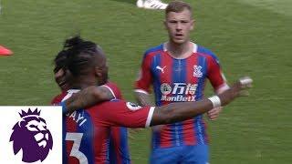 Palace's Michy Batshuayi opens scoring vs. Bournemouth | Premier League | NBC Sports