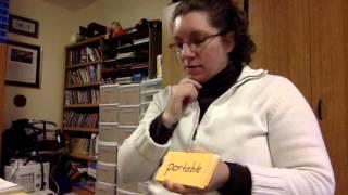 Maya's Orton-Gillingham lesson